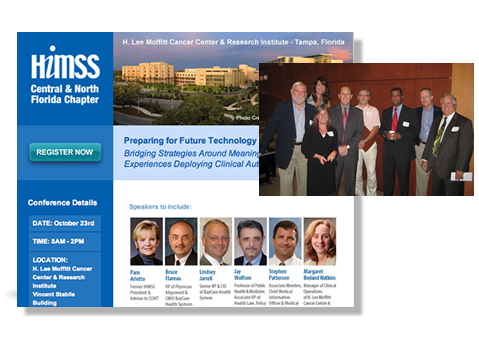 Event Marketing:  HIMSS